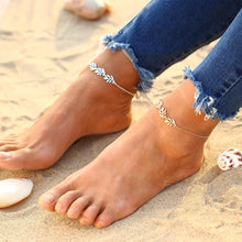 Freedom Dove Ethnic Indian Anklets - Tusker Clothing