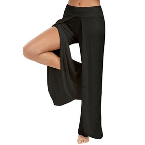 Ugrasana Black Harem Pants - Tusker Clothing