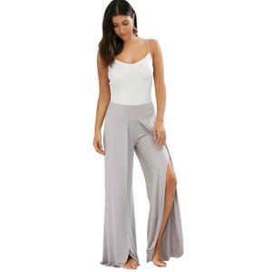 Ugrasana Light Gray Harem Pants - Tusker Clothing