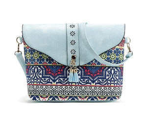 Ethnic Styled Soft Touch Bag - Tusker Clothing