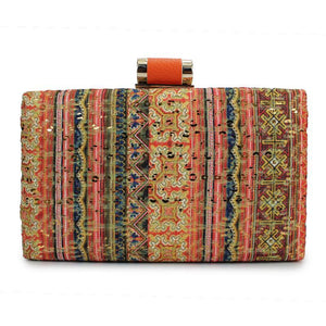 Himalayan Patterned Dinner Bag - Tusker Clothing