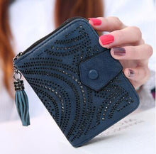 Henna Styled Hollow Wallet - Tusker Clothing