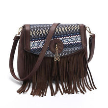 Ethnic Indian Vintage Tassel Retro Bag - Tusker Clothing