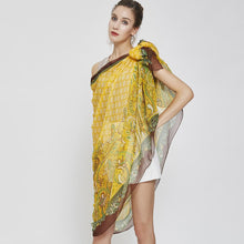 Chennai Colors Body Silk Scarf Shawl