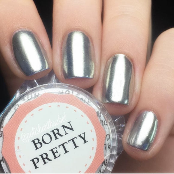 Born Pretty Chrome Nagel poeder