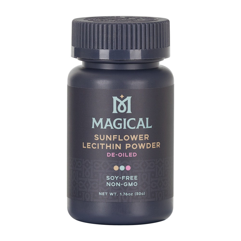Magical Sunflower Lecithin