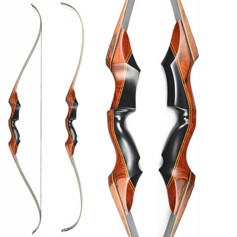 Recurve bows for sale from redback archery