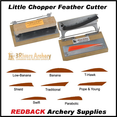 Little Chopper Feather Cutter