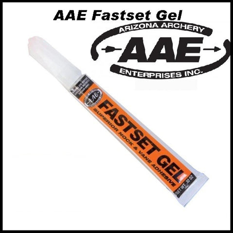 AAE Fast set Gel 9gm