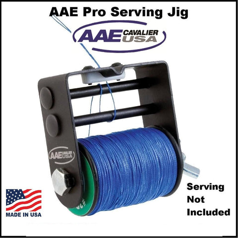 aae pro serving jig for making serving bow strings
