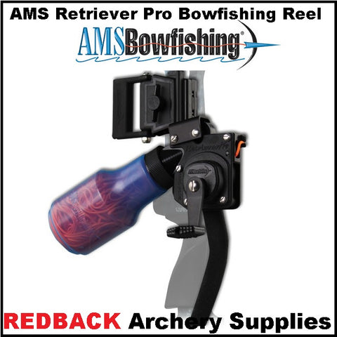 AMS Retriever pro bowfishing reel