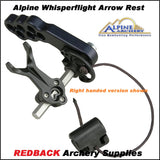 Alpine Whisperflite Drop away arrow rest