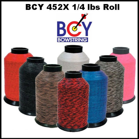BCY 452X 1/8lbs roll string material