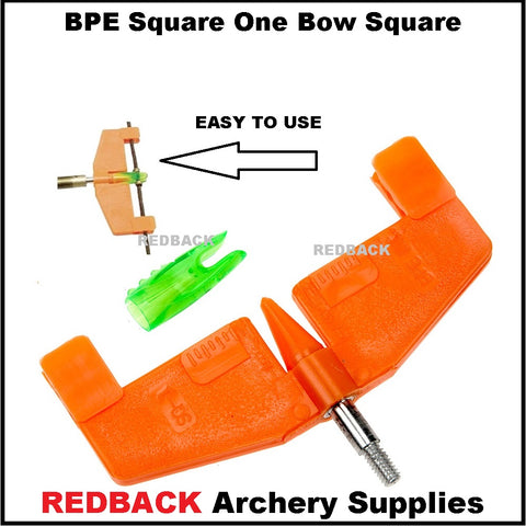 BPE Square one bow square