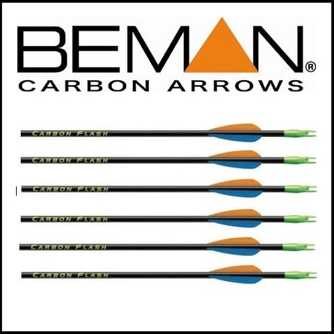 beman carbon flash arrows