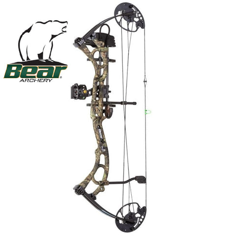 Bear archery salute compound bow