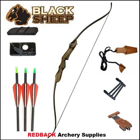 Black Sheep Nova recurve Starter Kit