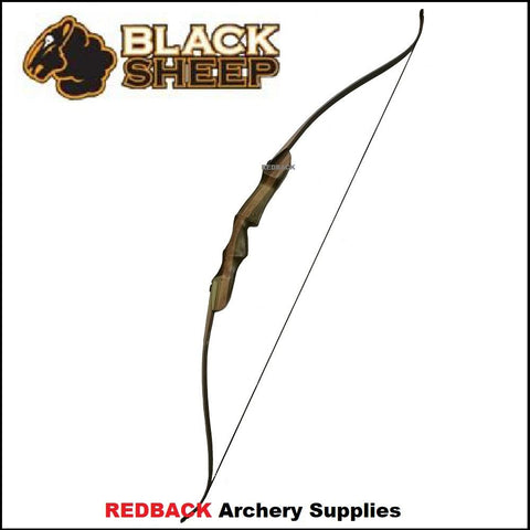 Black sheep nova take down recurve bow
