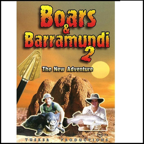 Boars and Barramundi 2