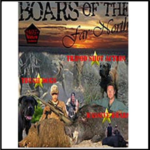 Boars of The Far North 1