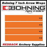 bohning arrow wraps