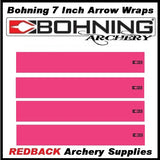 arrow wraps 7 inch
