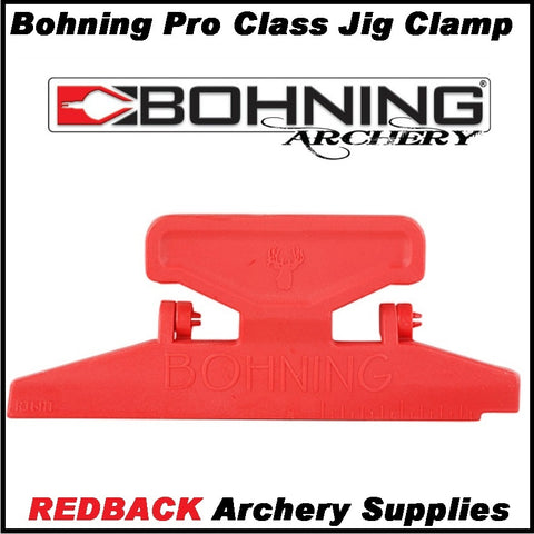 Bohning Pro class Fletching Jig Replacement Clamp
