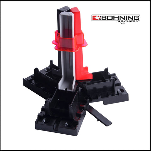 Bohning Triple Tower Fletching Jig