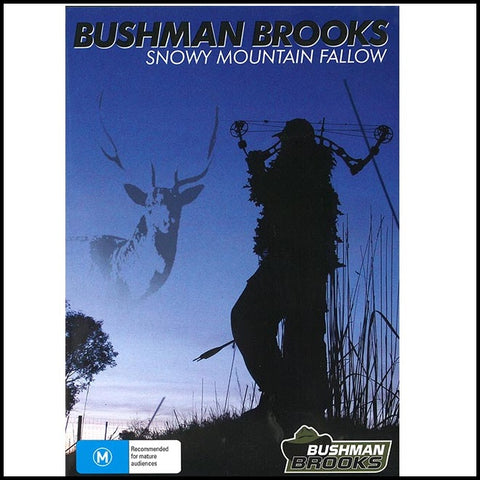 bushman books bowhunting DVD