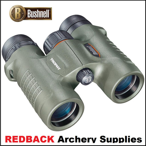 Bushnell trophy 8 x 32 hunting bird watching binoculars