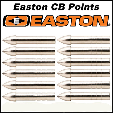 Easton CB one piece glue in point