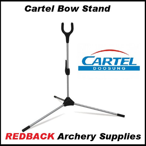 Cartel Recurve bow stand