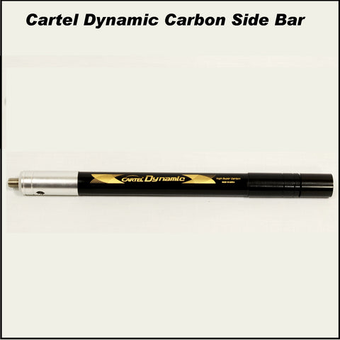 Cartel Dynamic 10 inch side rod