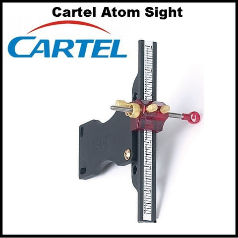 Cartel Atom sight for beginners archers