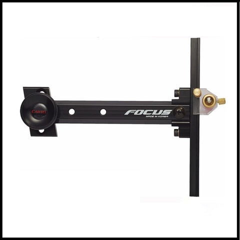 Cartel Focus target sight for recurve bow