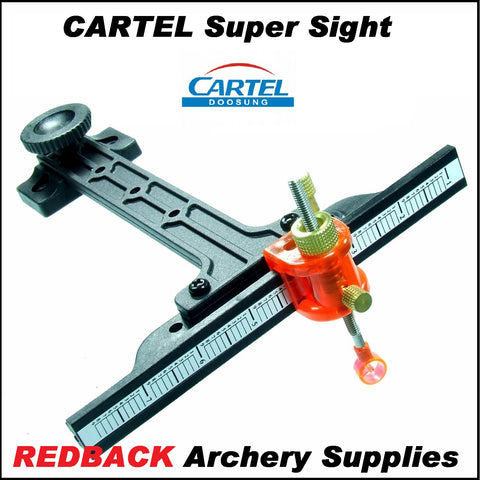 Cartel super sight for beginners