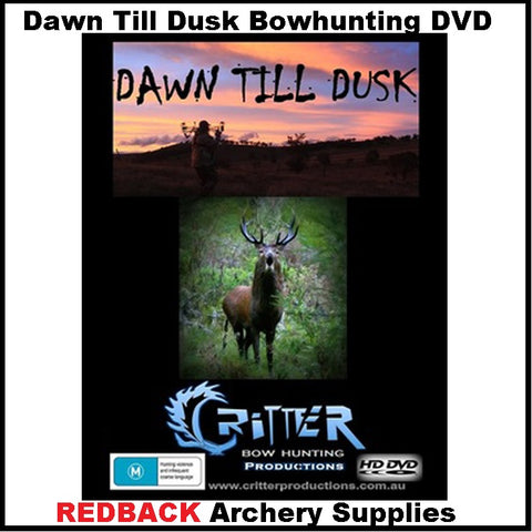 Dawn Till Dusk Bowhunting DVD