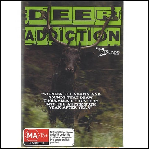 Deer Addiction Bowhunting DVD