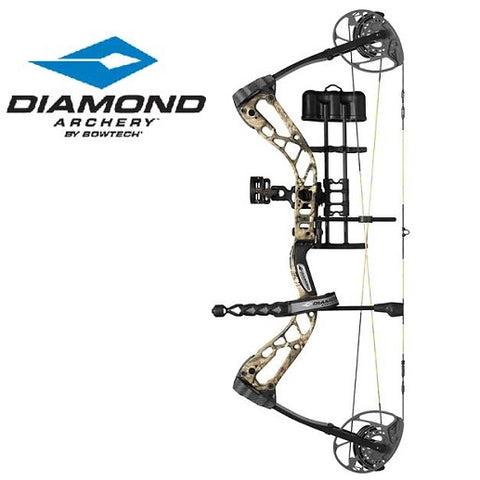 Diamond edge 320 RTH hunting bow