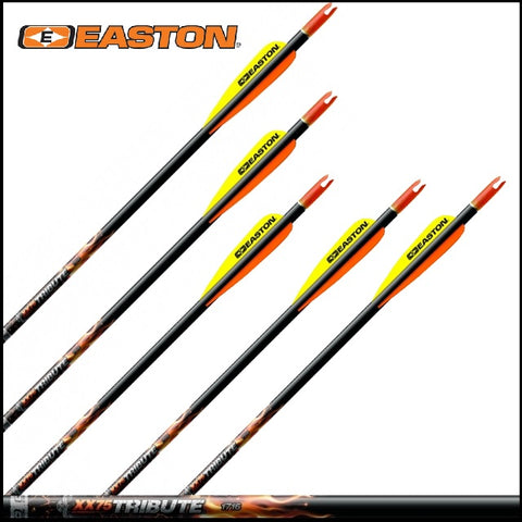Easton Tribute Arrows 6 Pack