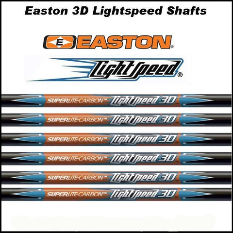 Easton Lightspeed 3D shafts