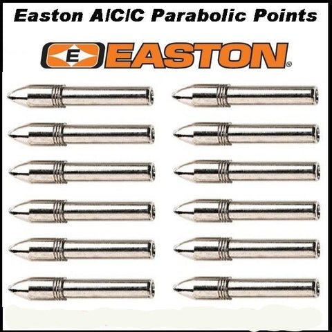 Easton ACC One Piece Parabolic Points 12pk