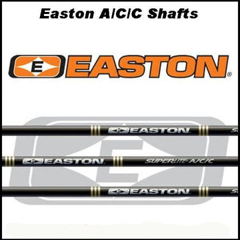 Easton A/C/C Arrow Shafts