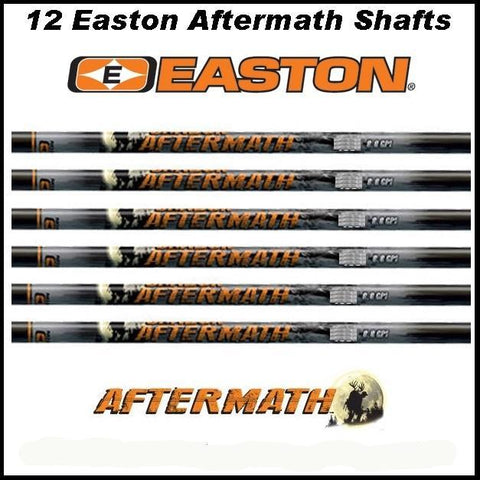 Easton Carbon Aftermath Shafts