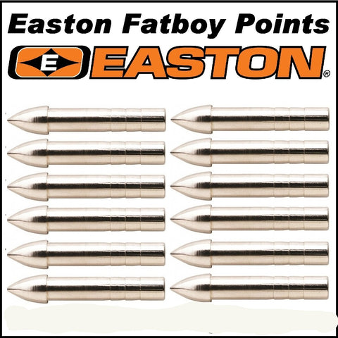 Easton Fatboy Points 80 Grain