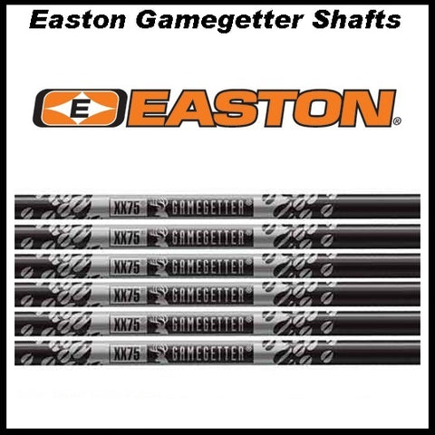 Easton Gamegetter arrow shafts