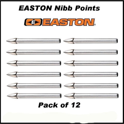 Easton Nibb Points 12pk