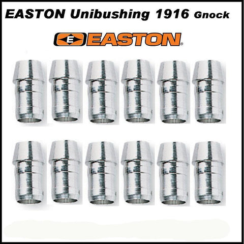 Easton Uni Bushing G Nock 1916 9gr 12pk