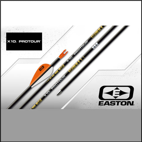 easton x10 pro tour shafts