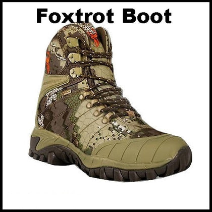 Foxtrot Hunting boots hiking